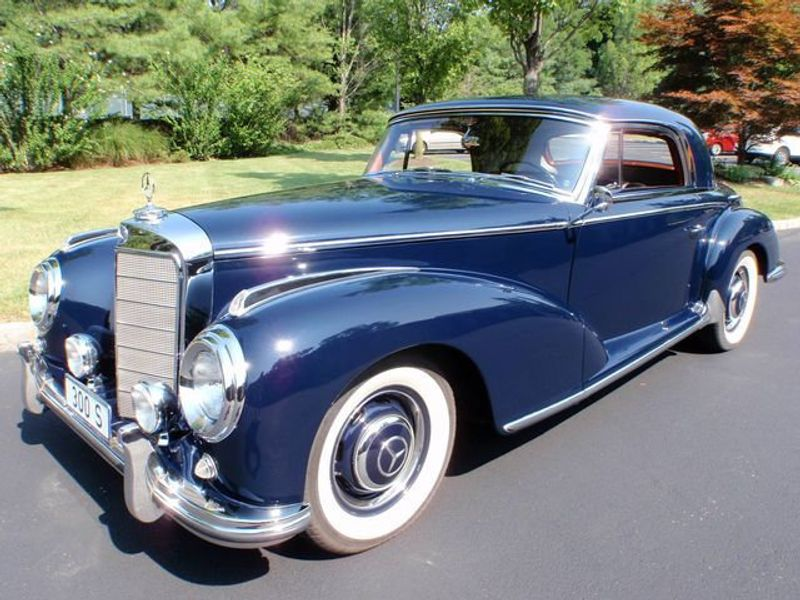 1955 mercedes benz 300s grand touring coupe for sale in for Used mercedes benz for sale in nj