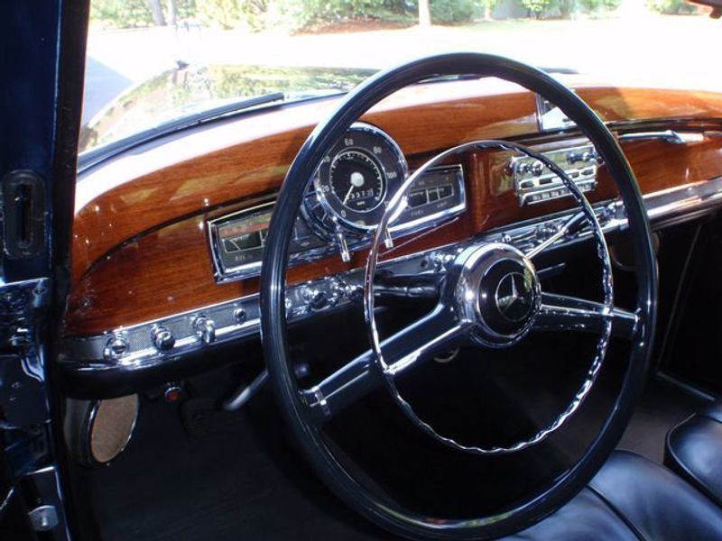 1955 Mercedes-Benz 300S GRAND TOURING - 5832905 - 35