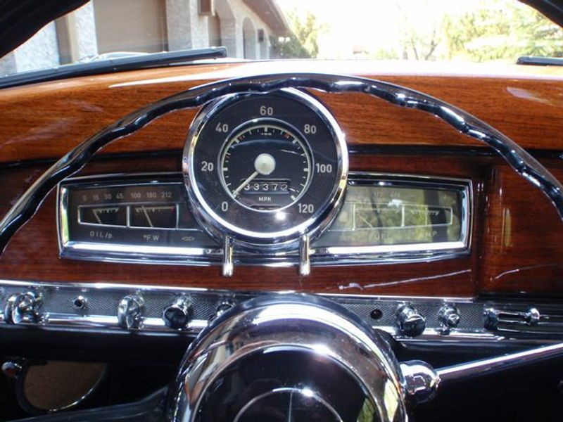 1955 Mercedes-Benz 300S GRAND TOURING - 5832905 - 37