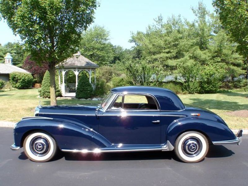 1955 Mercedes-Benz 300S GRAND TOURING - 5832905 - 3