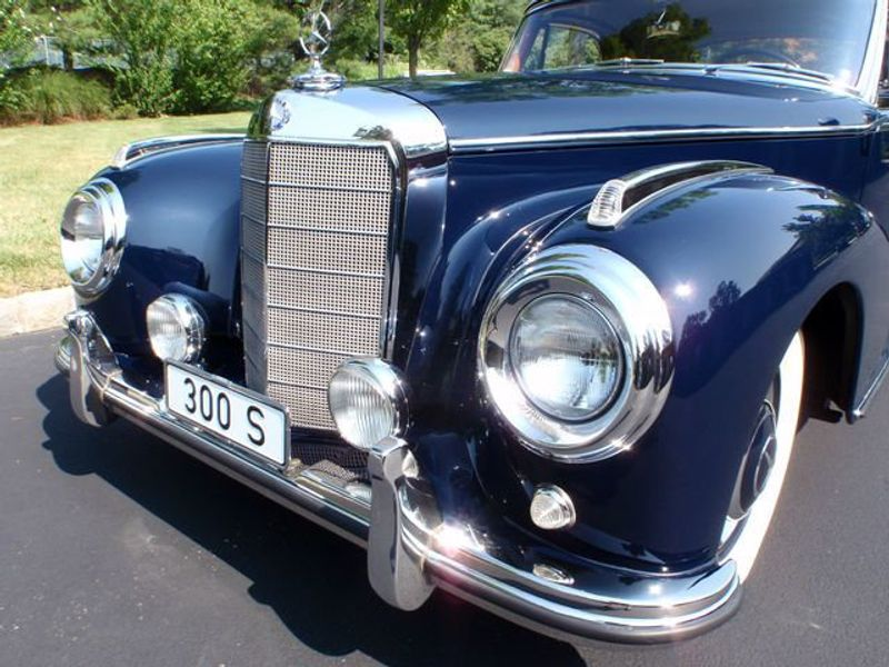 1955 Mercedes-Benz 300S GRAND TOURING - 5832905 - 4