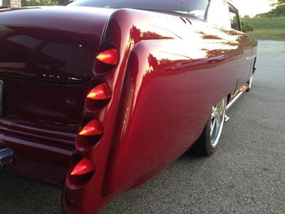 1955 Mercury Montclair Custom Street Rod - Click to see full-size photo viewer