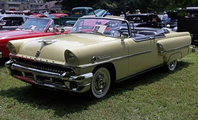 1955 Mercury Montclair For Sale Convertible
