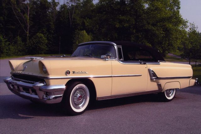 1955 Mercury Montclair For Sale - 16474515 - 2