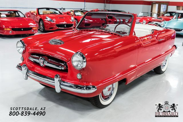 1955 Nash Metropolitan  - Click to see full-size photo viewer