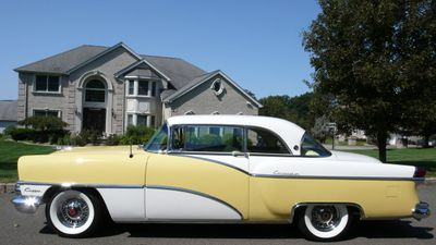 1955 Packard Clipper Constellation Custom