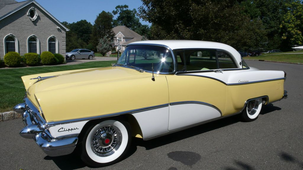 1955 Packard Clipper Constellation Custom  - 15565762 - 1