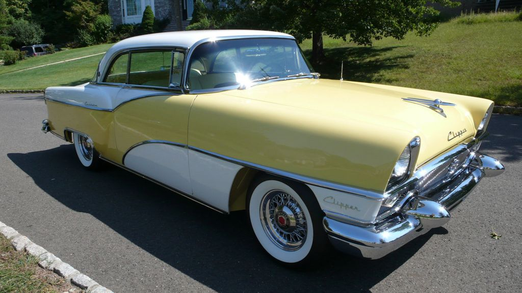 1955 Packard Clipper Constellation Custom  - 15565762 - 2
