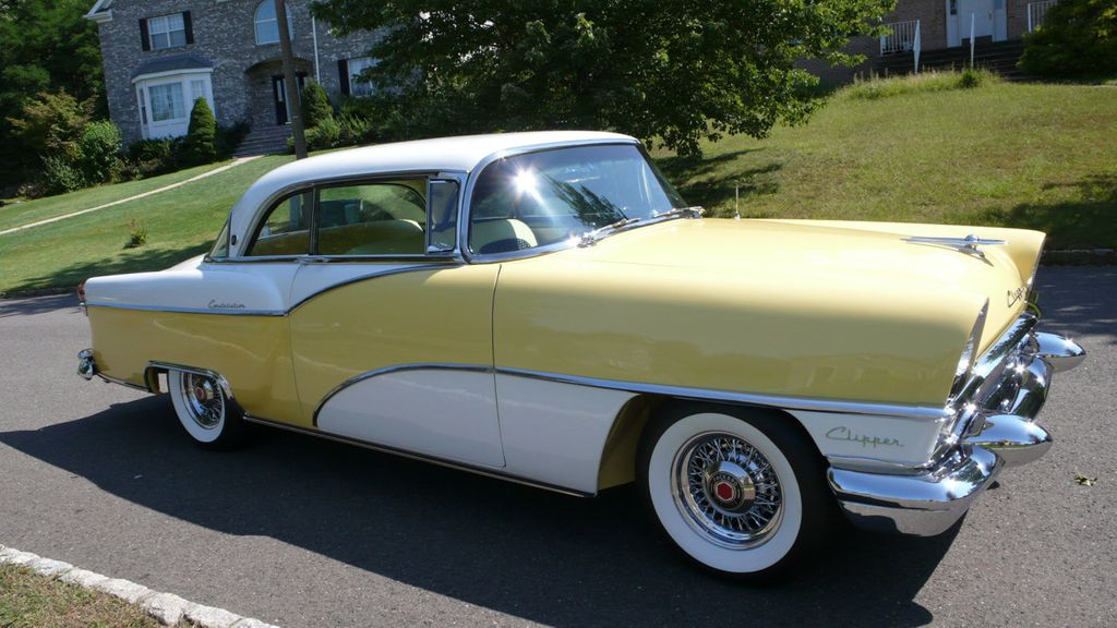 1955 Packard Clipper Constellation Custom  - 15565762 - 50
