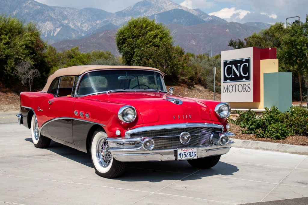 1956 Buick Special Convertible  - 18708602 - 0