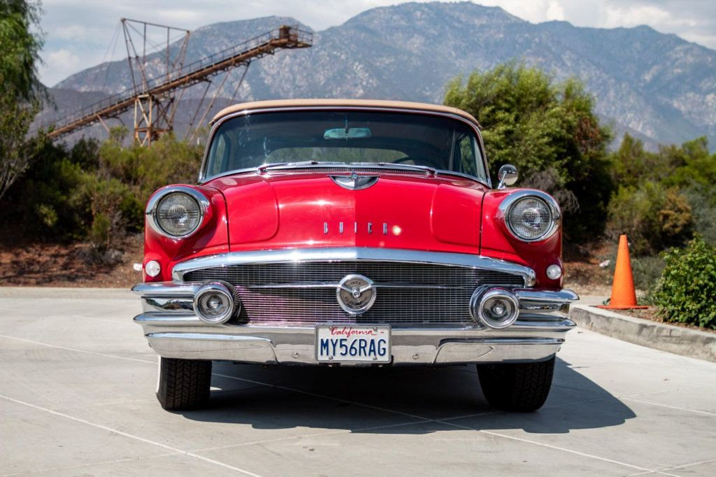 1956 Buick Special Convertible  - 18708602 - 16