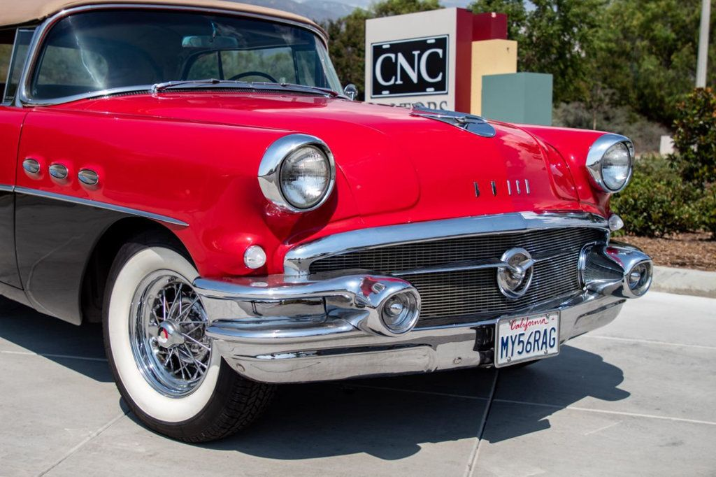 1956 Buick Special Convertible  - 18708602 - 18