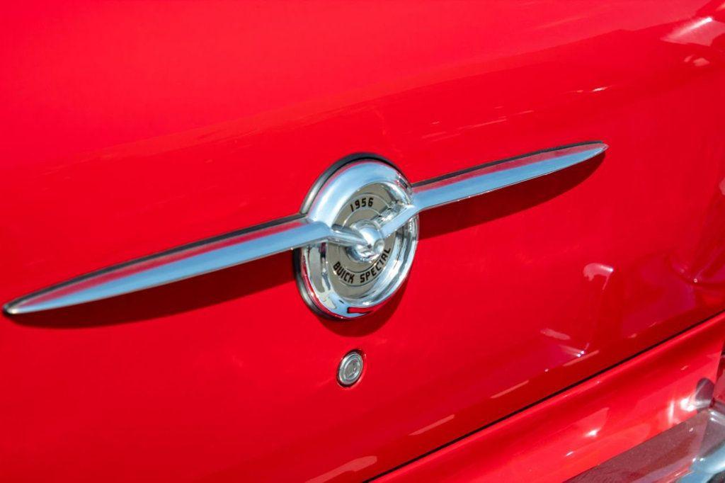 1954-1955 Buick Century /& Oldsmobile 4dr Sedan Rear Door Vent Window Seals