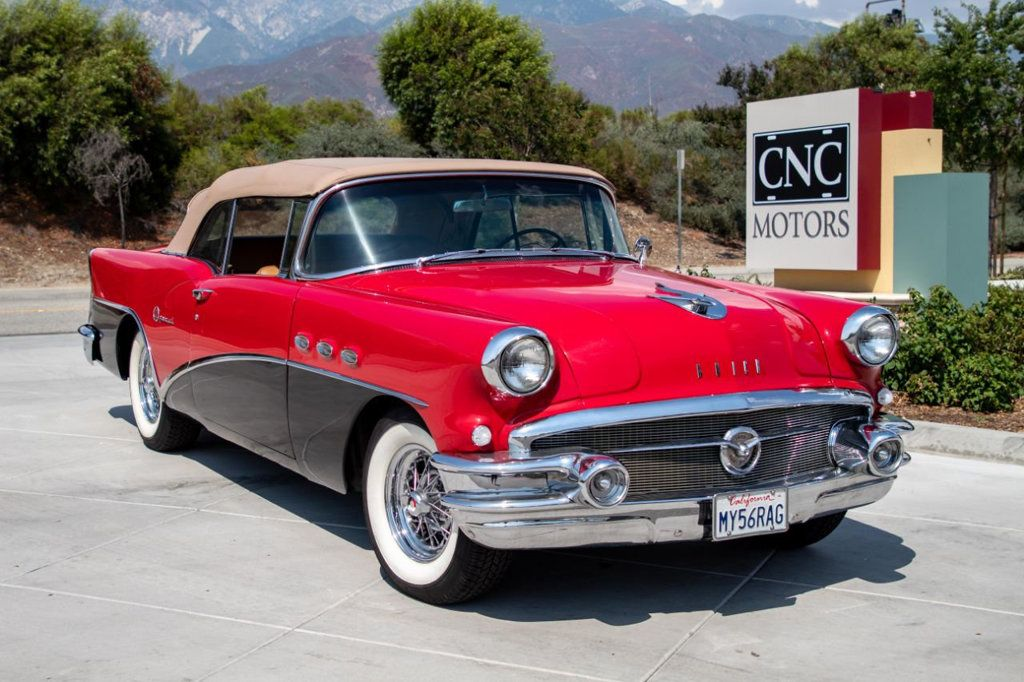 1956 Buick Special Convertible  - 18708602 - 4