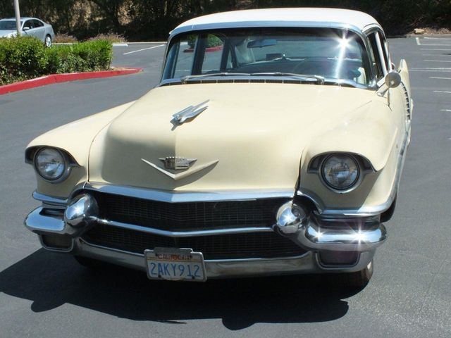 1956 Cadillac Series 62  - Click to see full-size photo viewer