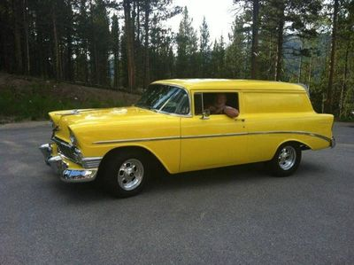 1956 Chevrolet Bel Air  - Click to see full-size photo viewer