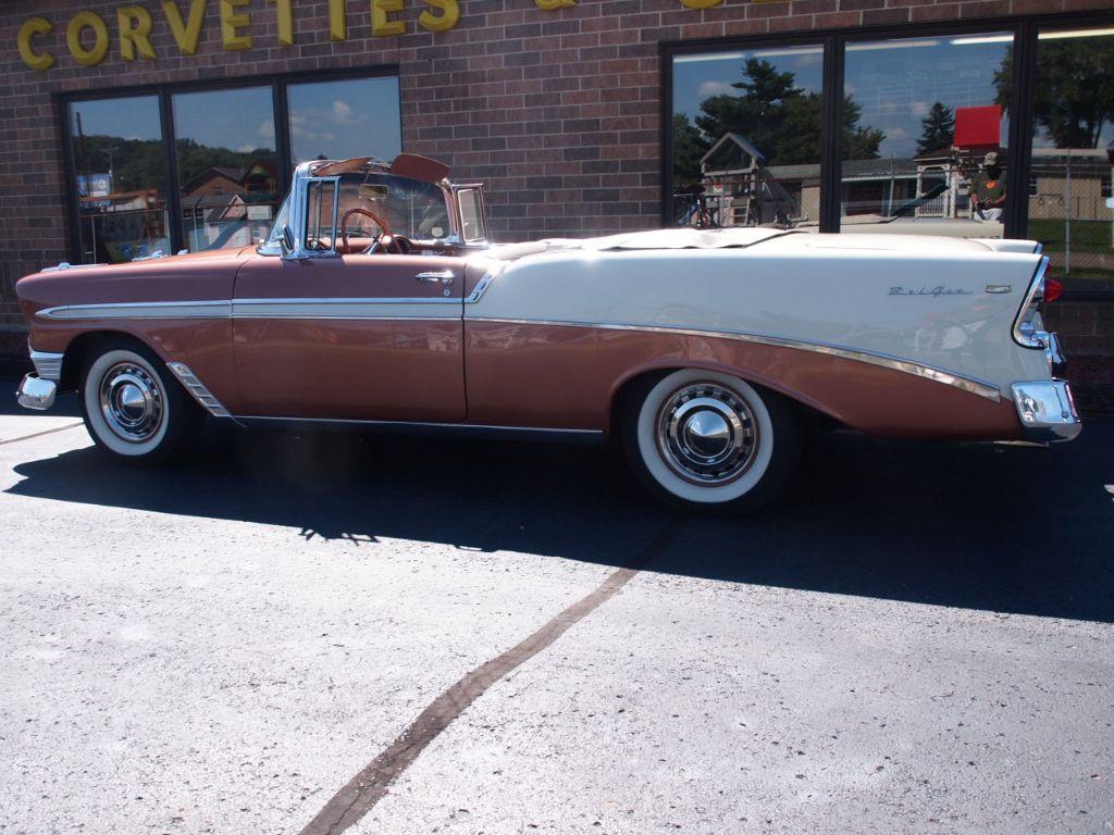 1956 Chevrolet Bel Air  - 18067810 - 1
