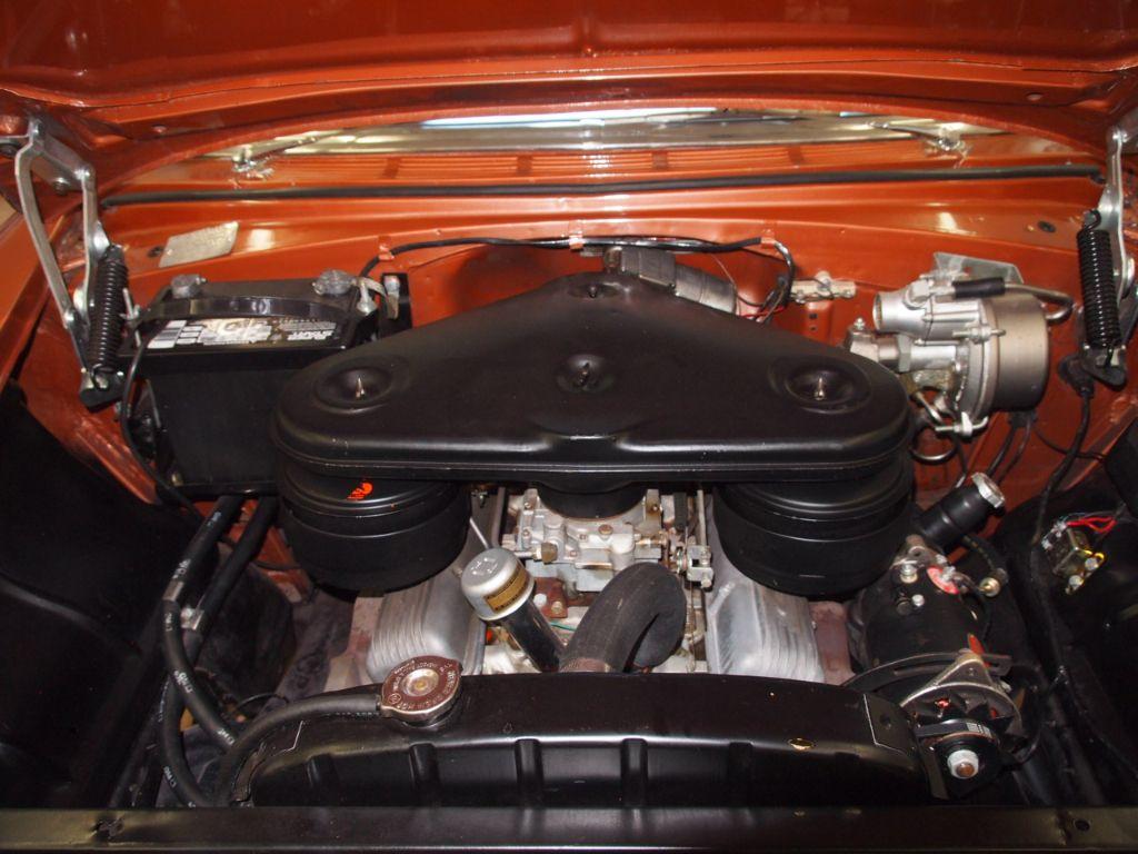 1956 Chevrolet Bel Air  - 18067810 - 23