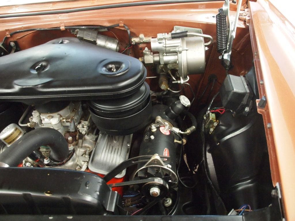 1956 Chevrolet Bel Air  - 18067810 - 24