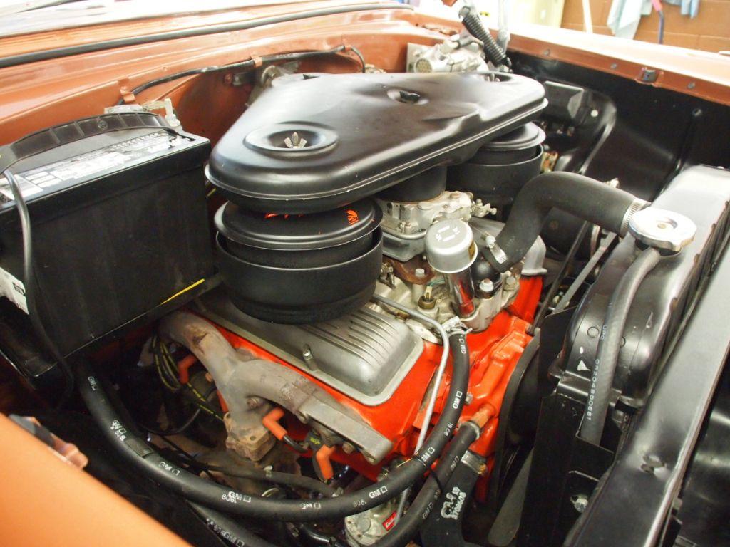 1956 Chevrolet Bel Air  - 18067810 - 27