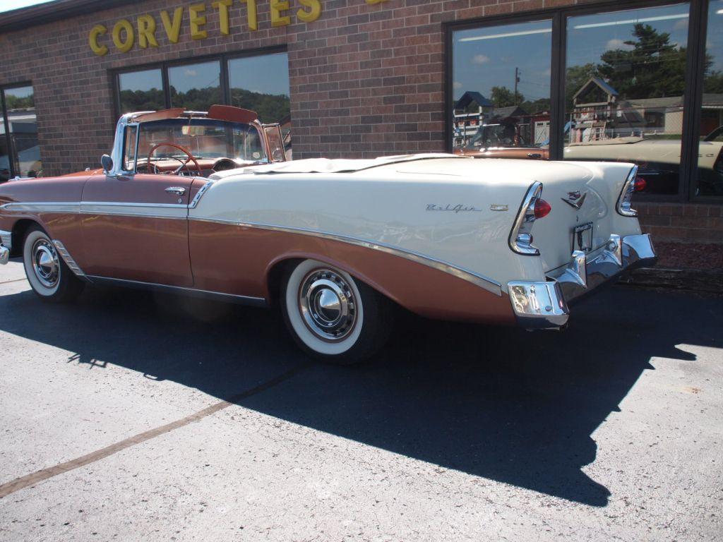 1956 Chevrolet Bel Air  - 18067810 - 33