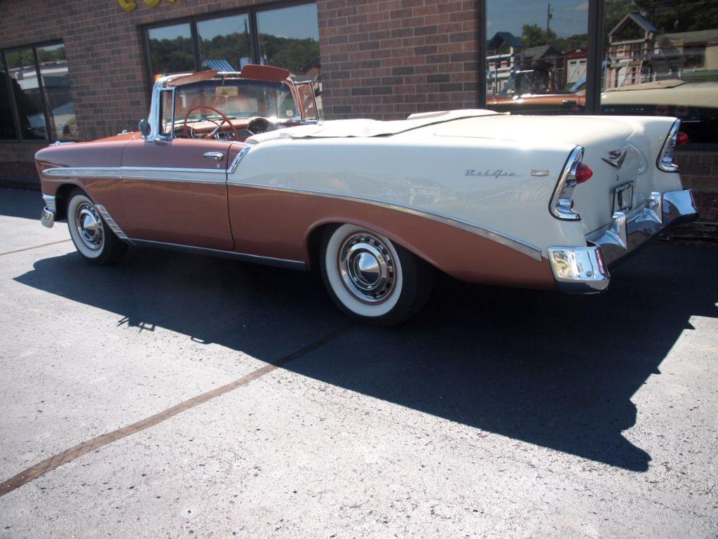 1956 Chevrolet Bel Air  - 18067810 - 34