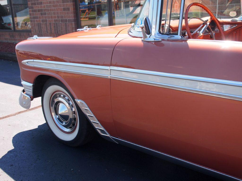 1956 Chevrolet Bel Air  - 18067810 - 38