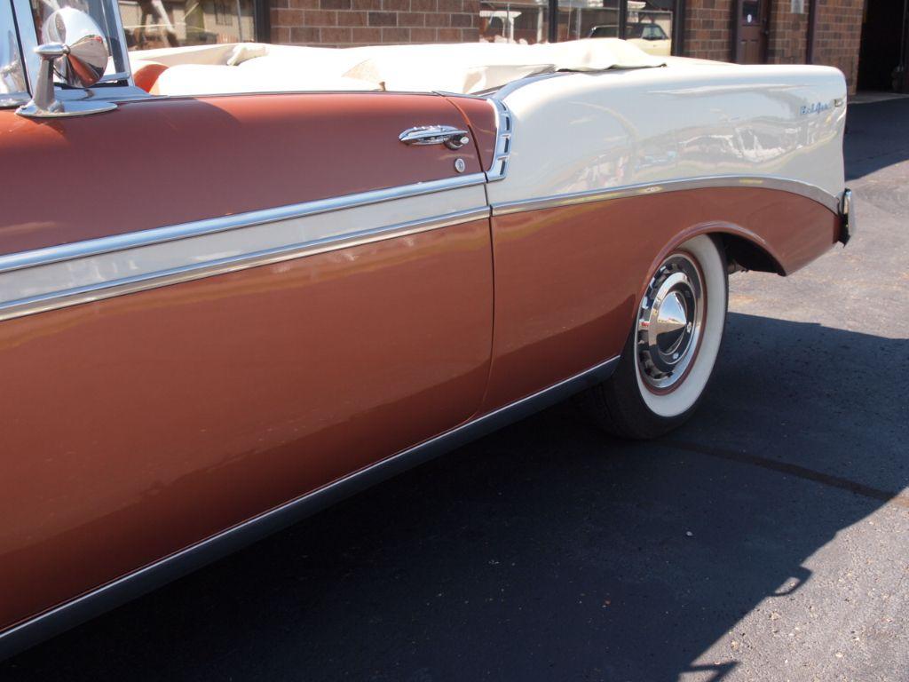 1956 Chevrolet Bel Air  - 18067810 - 44