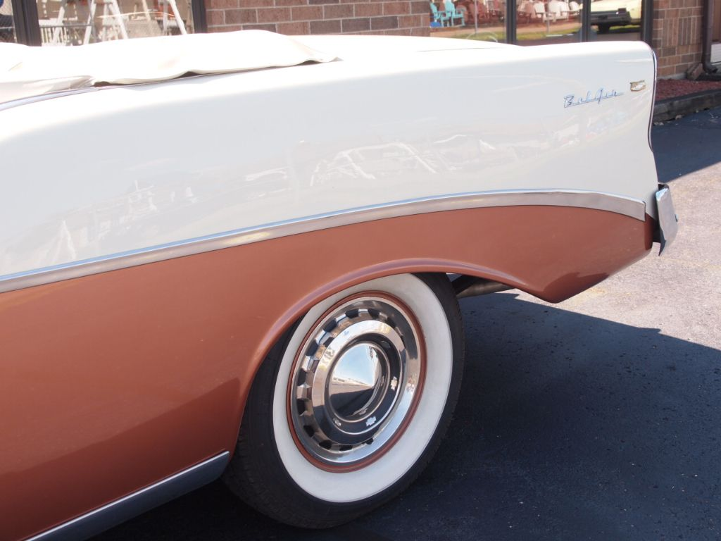 1956 Chevrolet Bel Air  - 18067810 - 45