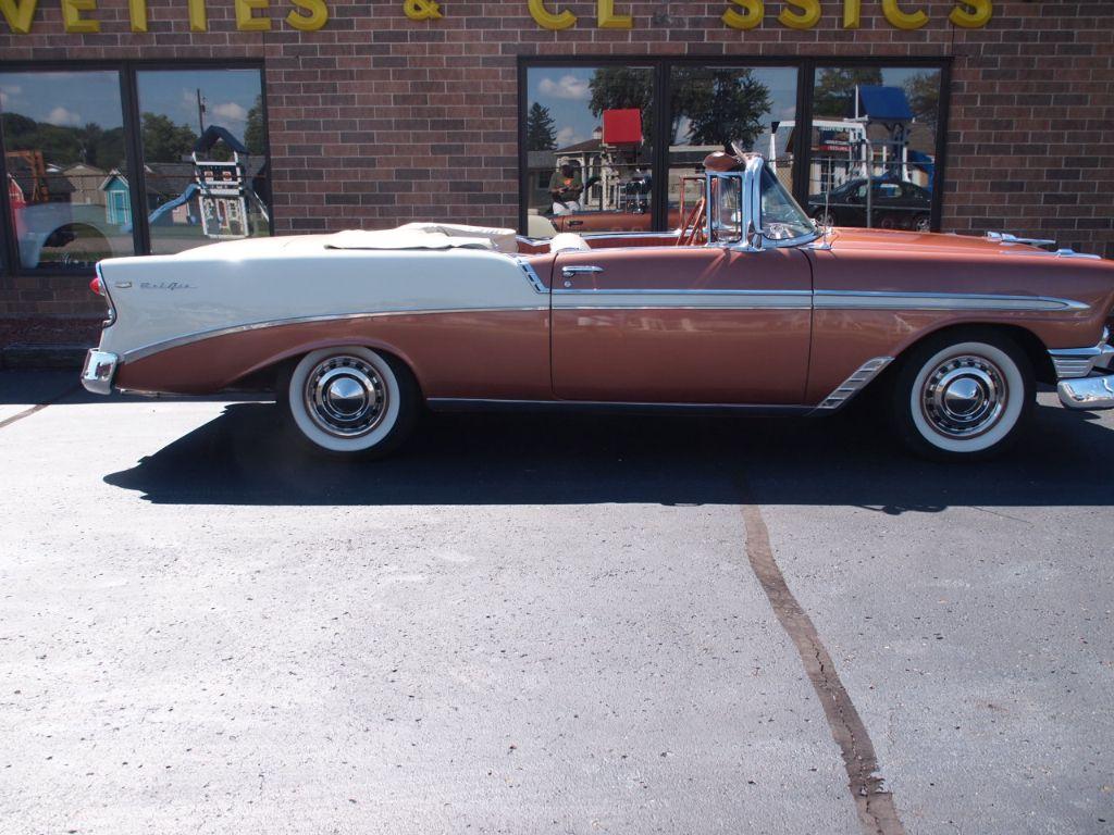 1956 Chevrolet Bel Air  - 18067810 - 52