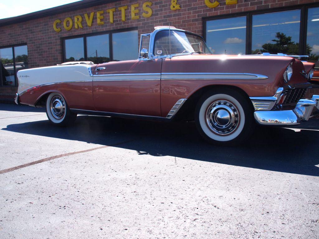 1956 Chevrolet Bel Air  - 18067810 - 55