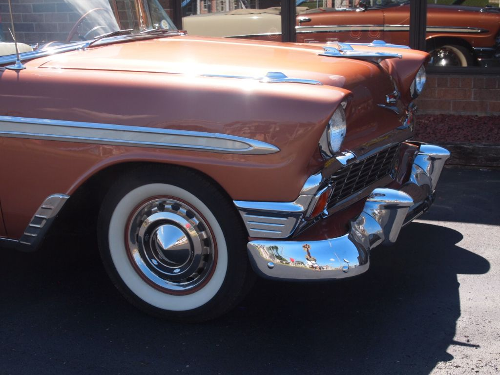 1956 Used Chevrolet Bel Air At Webe Autos Serving Long Island Ny Iid 18067810