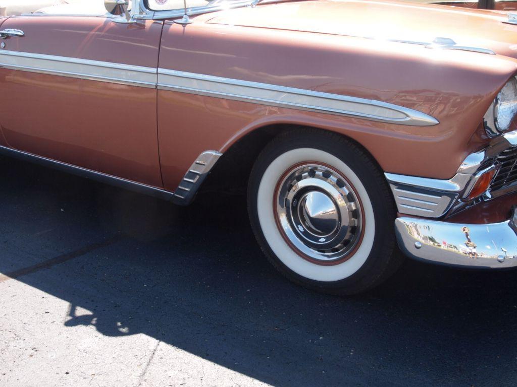 1956 Chevrolet Bel Air  - 18067810 - 57
