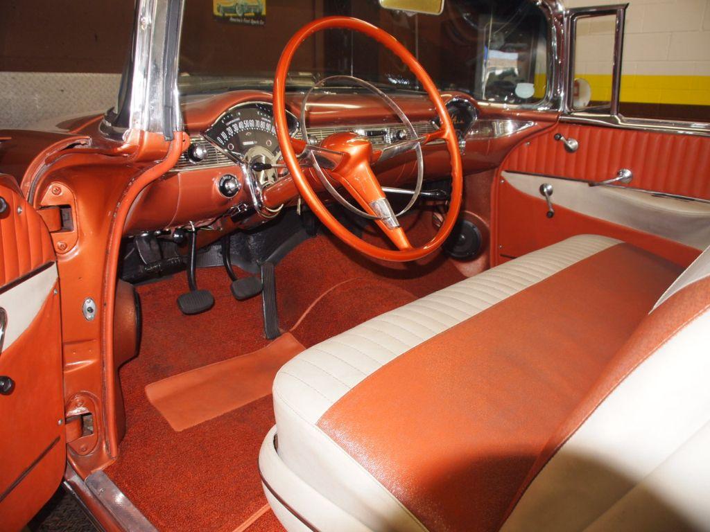 1956 Chevrolet Bel Air  - 18067810 - 5
