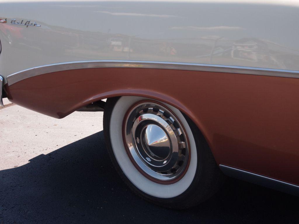 1956 Chevrolet Bel Air  - 18067810 - 59