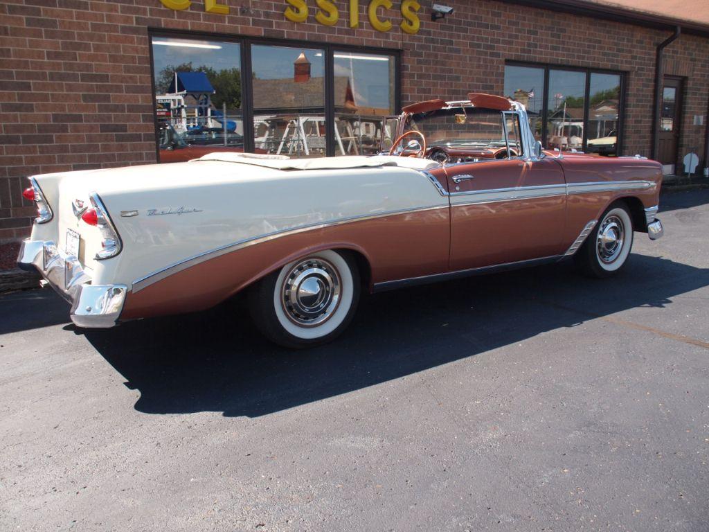 1956 Chevrolet Bel Air  - 18067810 - 61