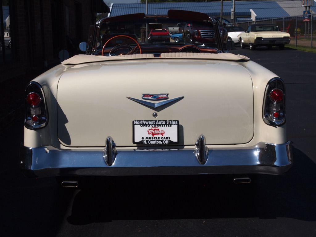 1956 Chevrolet Bel Air  - 18067810 - 66