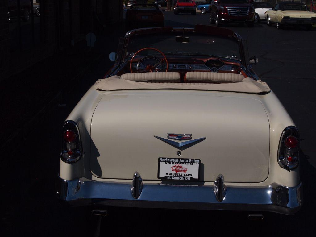 1956 Chevrolet Bel Air  - 18067810 - 69