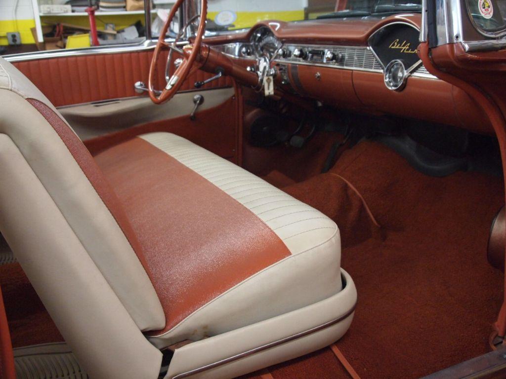 1956 Chevrolet Bel Air  - 18067810 - 88