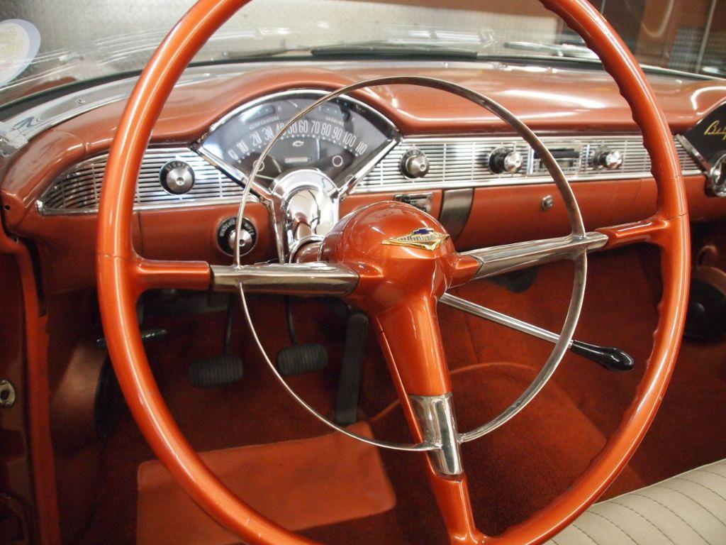 1956 Chevrolet Bel Air  - 18067810 - 8