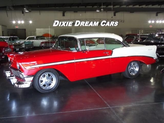 1956 Used Chevrolet Bel Air Hard Top Coupe At Dixie Dream Cars