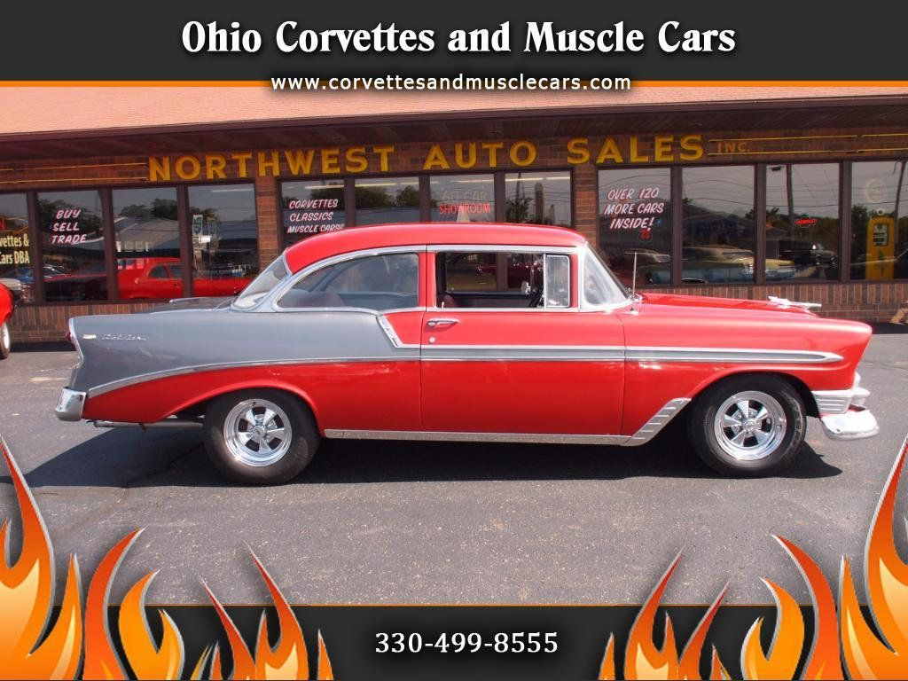 1956 Used Chevrolet BelAir at WeBe Autos Serving Long Island, NY ...