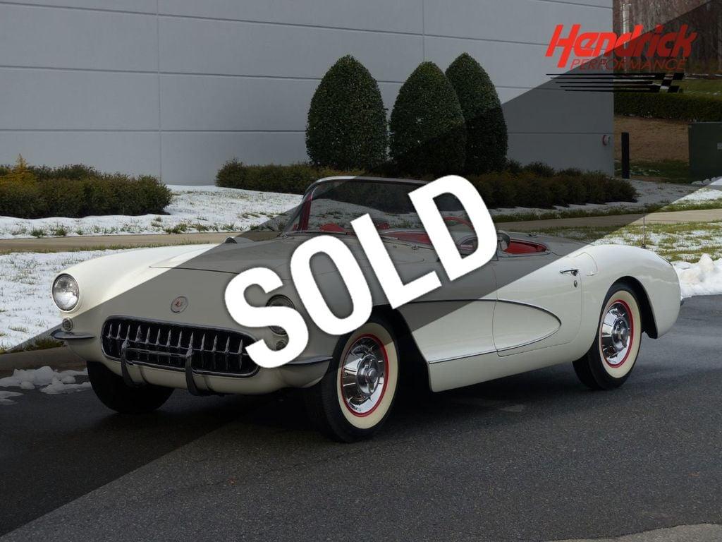 1956 Chevrolet Corvette  - 18409738 - 0