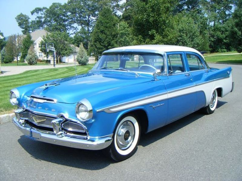 1956 Used Desoto Firedome 4 Dr At Find Great Cars Serving