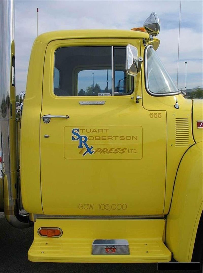 1956 Used Ford F800 BIG JOB at Find Great Cars Serving Ramsey, NJ ...