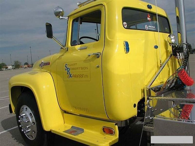 1956 Ford F800 BIG JOB - 1957441 - 17