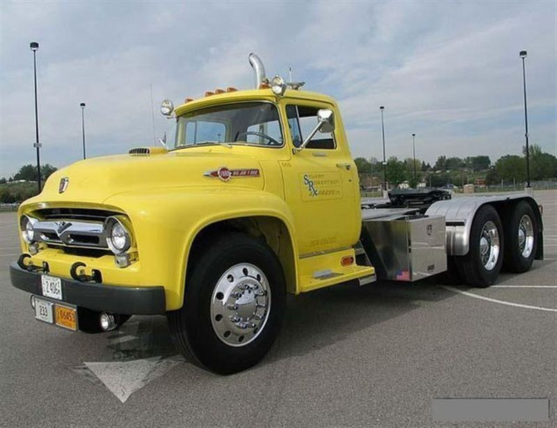 Cars For Sale Nj >> 1956 Used Ford F800 BIG JOB at Find Great Cars Serving Ramsey, NJ, IID 1957441