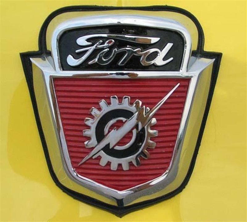 1956 Ford F800 BIG JOB - 1957441 - 4