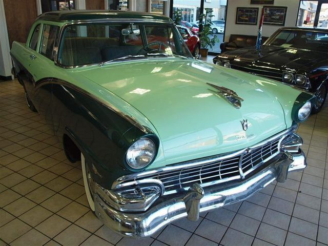 1956 Used Ford Fairlane SOLD at DIXIE DREAM CARS Serving Duluth, GA