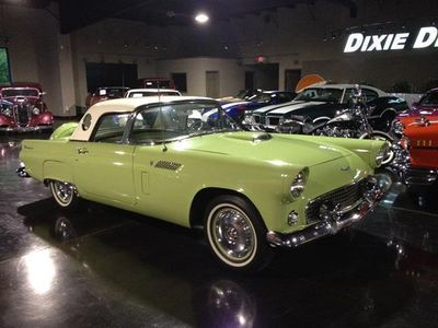 1956 Ford Thunderbird SOLD - Click to see full-size photo viewer